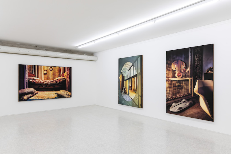 Una introspectiva mirada a los interiores de Carlo Mollino
