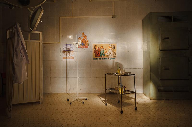 GRANDmothers – Un proyecto de Anna Radchenko