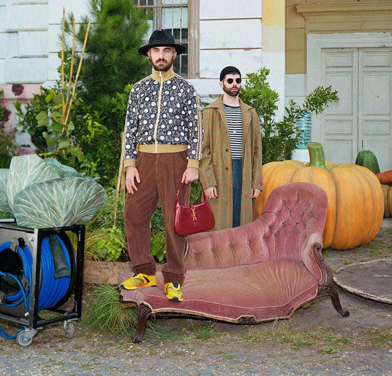 El final de la obra de Gucci entre bambalinas