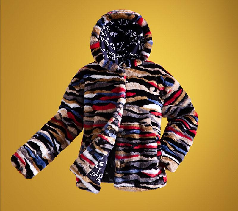Las Puppet Jackets de Desigual FW20