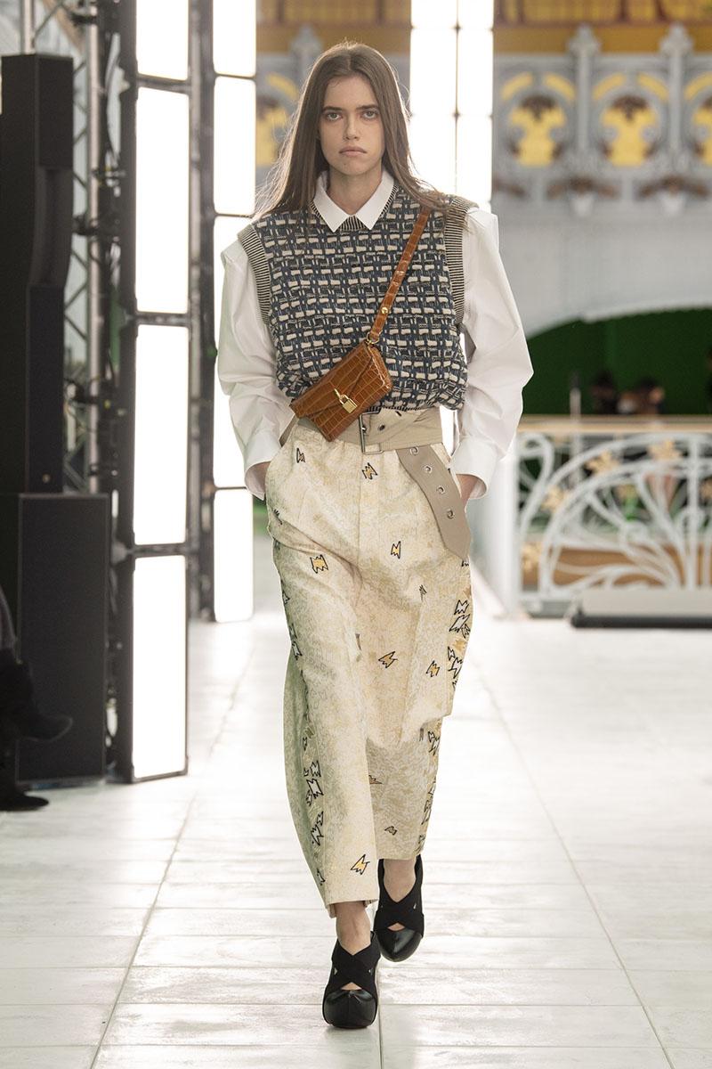 Louis Vuitton SS21 ¿Womenswear?