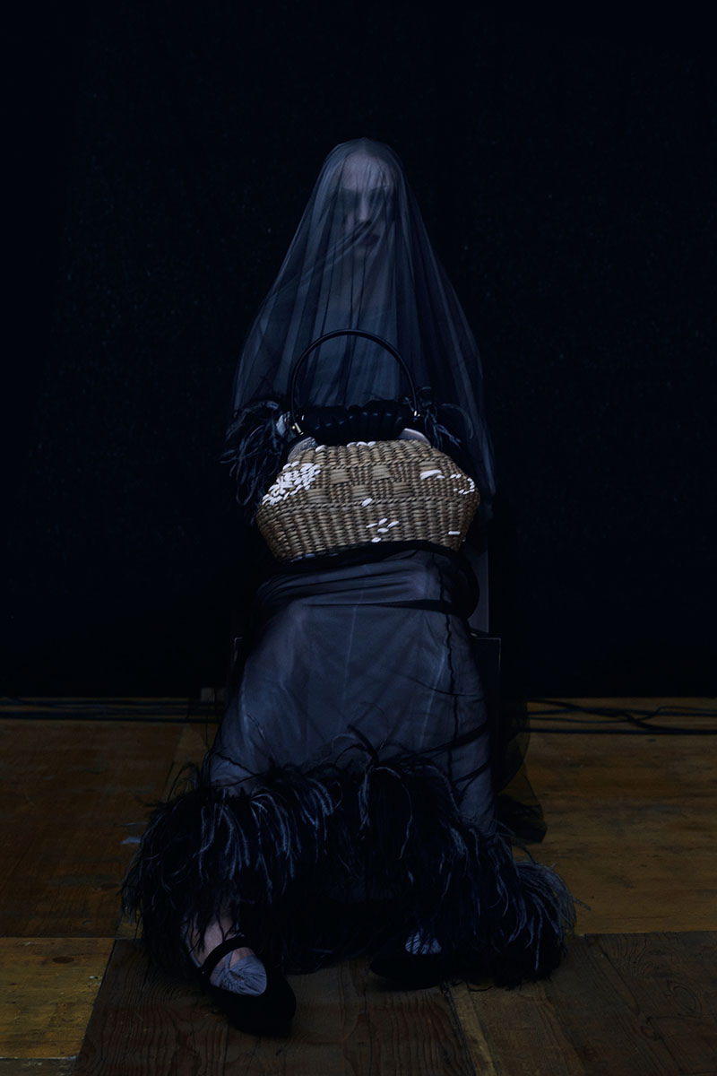 El tango lujurioso de Maison Margiela SS21:
