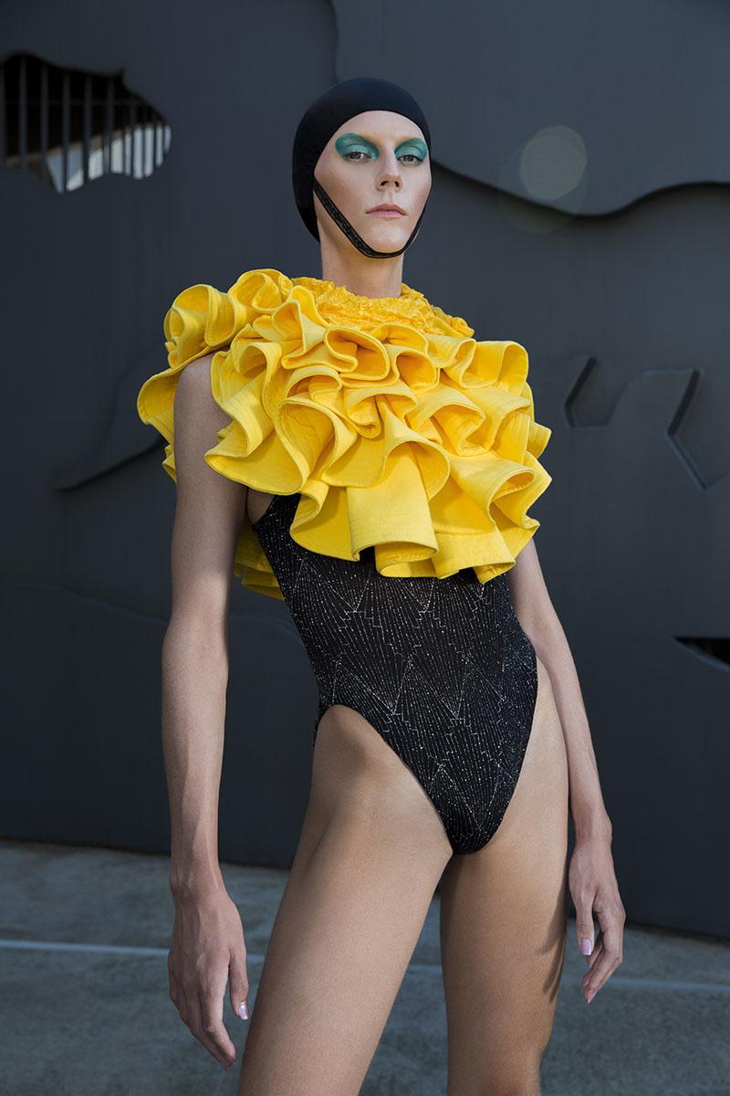 Moda libre y sin prejuicios: Nathaniel x Diego Sotelo