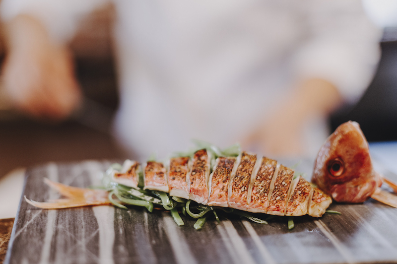Nomo Braganza: nuevo restaurante japonés en Madrid
