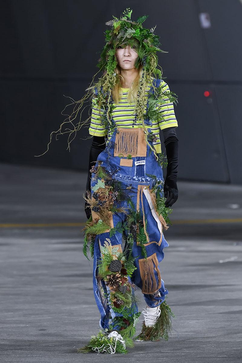 Painters SS21 en Seoul Fashion Week