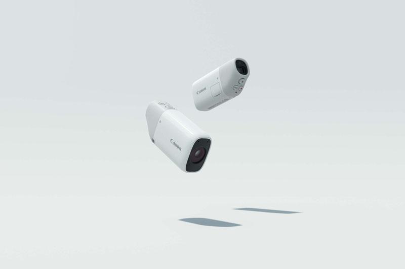 PowerShot Zoom de Canon: Híbrido de prismáticos y cámara