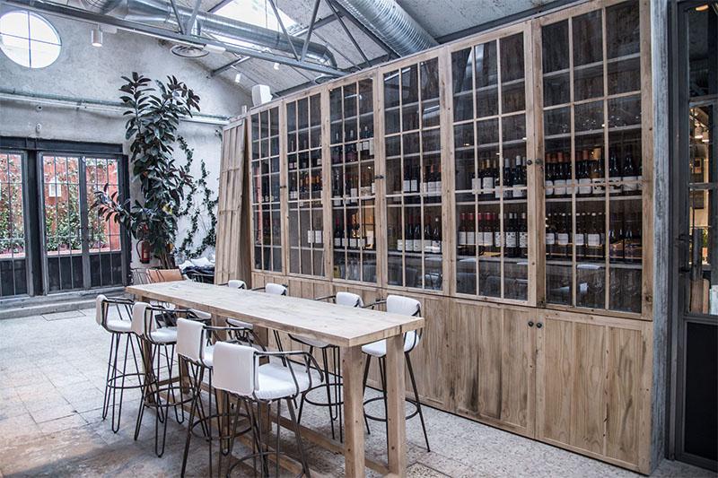 Restaurante Ovillo: diseño y compromiso social en La Prospe