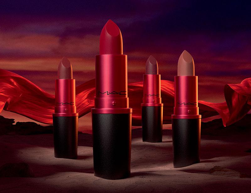 Rosalía, nueva imagen de Viva Glam 26 x M·A·C Cosmetics