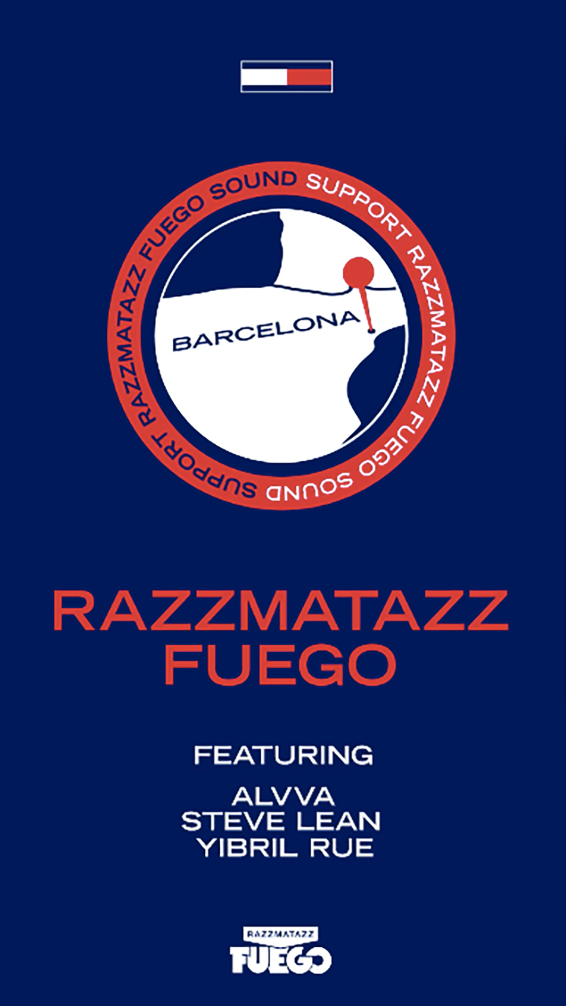 """Tommy Jeans x Razzmatazz: """"Support Our Sound"""""""