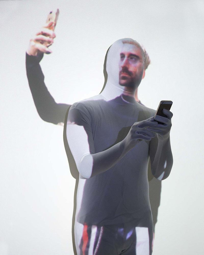 Tom Galle, hipertecnología y arte