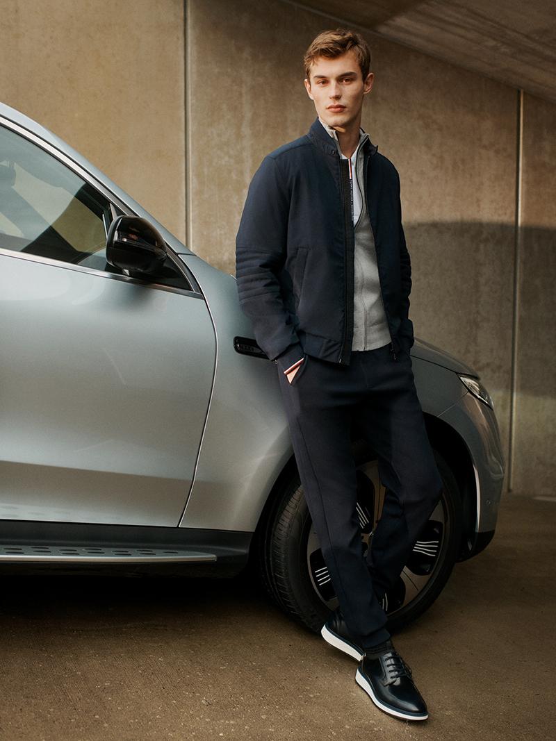 Un paso más hacia la sostenibilidad: Tommy x Mercedes-Benz