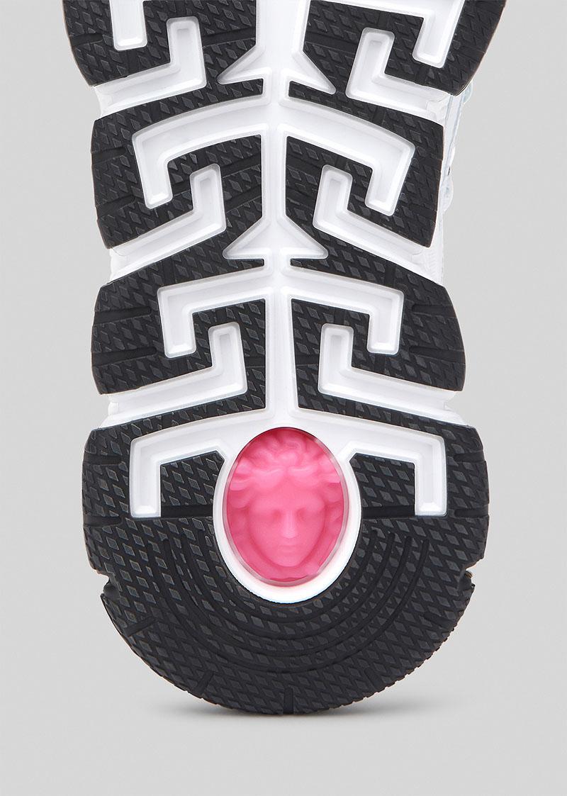 Versace Trigreca: Las sneakers del high fashion