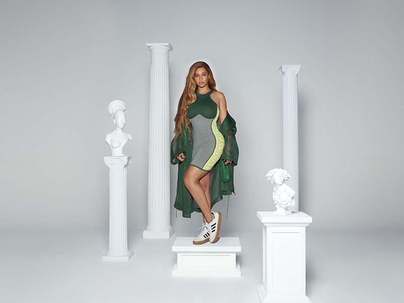 """Beyoncé colabora de nuevo con adidas: """"This is my park"""""""