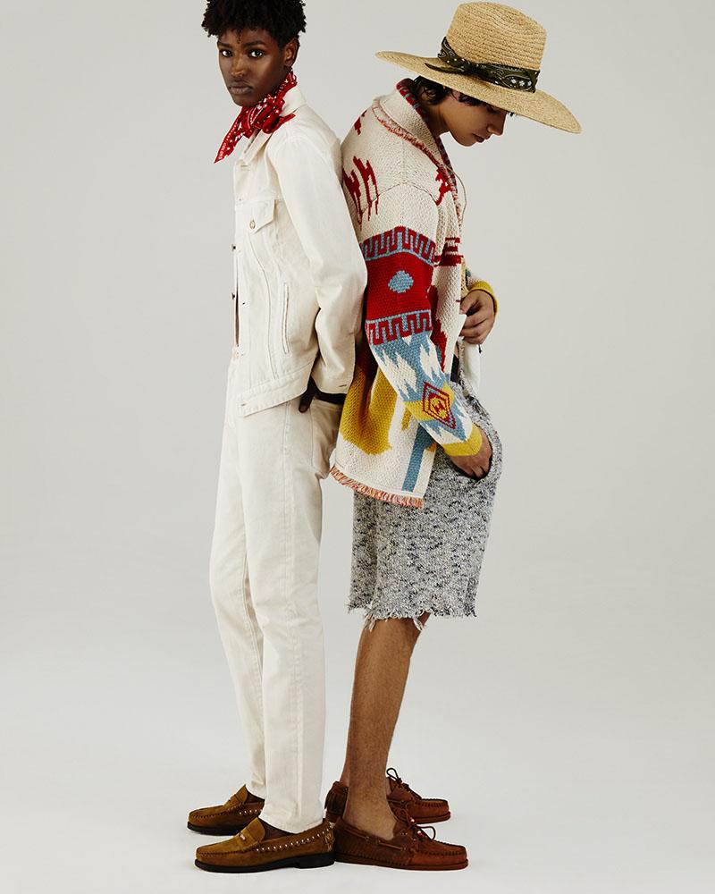 Alanui SS21 y su nueva colección inspirada en el desierto