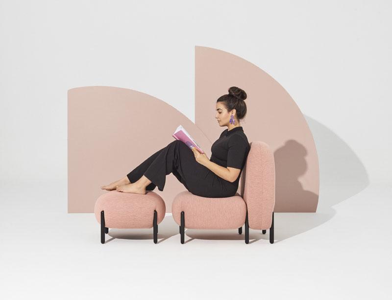 Annud: Nuevas piezas de mobiliario de la marca valenciana