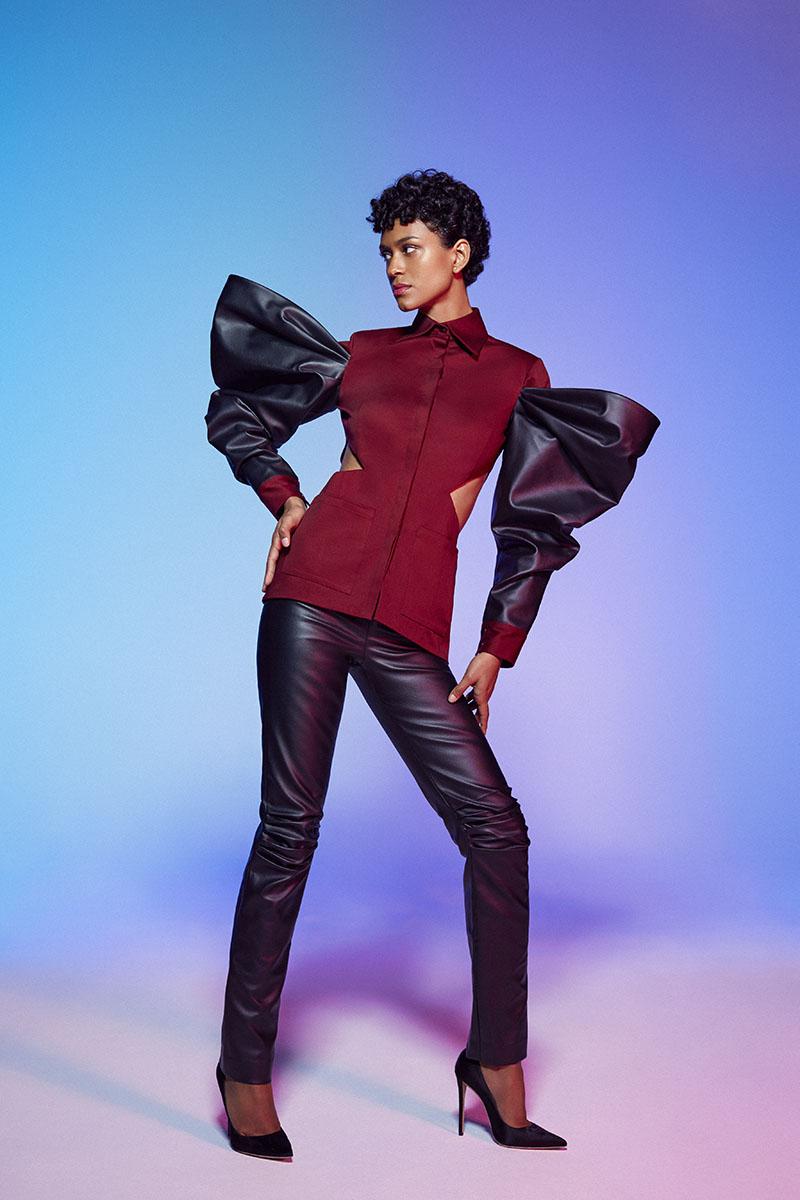 Didi Akinyelure, la famosa periodista y su marca de moda