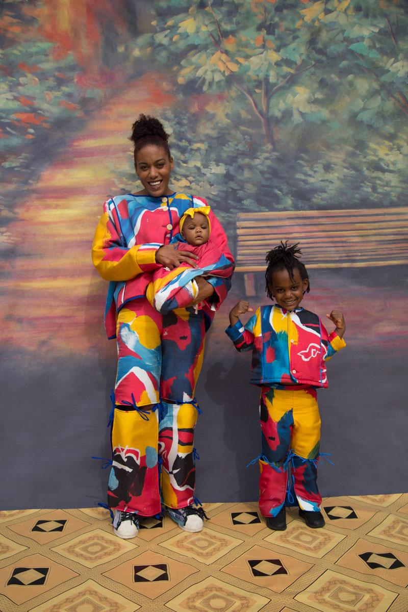 Bethany Williams SS21, moda solidaria de autor