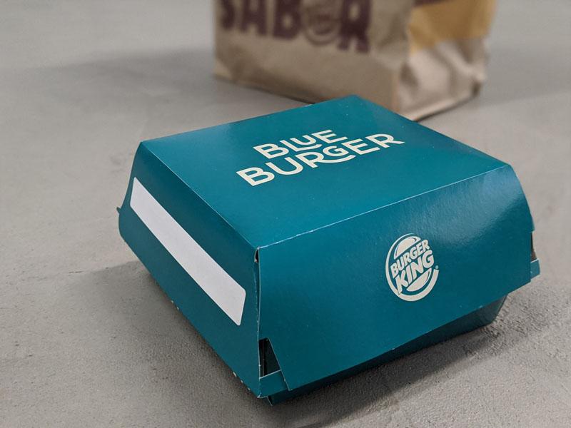 Blue Burger de Burger King: 10 cosas que tienes que saber