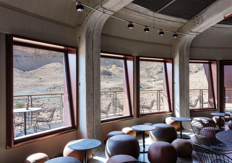 Centro geológico Buhais de Hopkins Architects