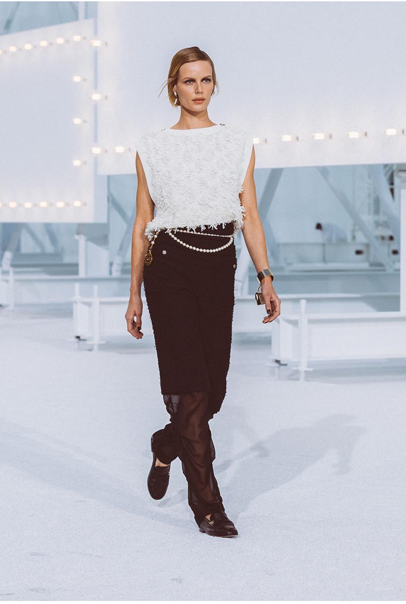 Chanel SS21: Un homenaje al cine y a sus musas