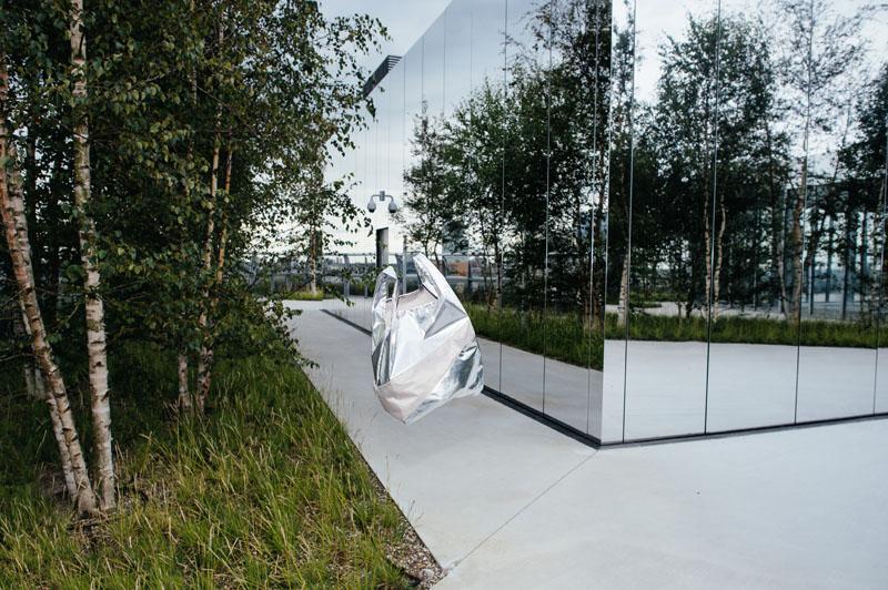 El gran cuenco holandés diseñado por el estudio MVRDV