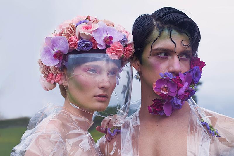 Amor en tiempos de Covid: Editorial Bubble Head