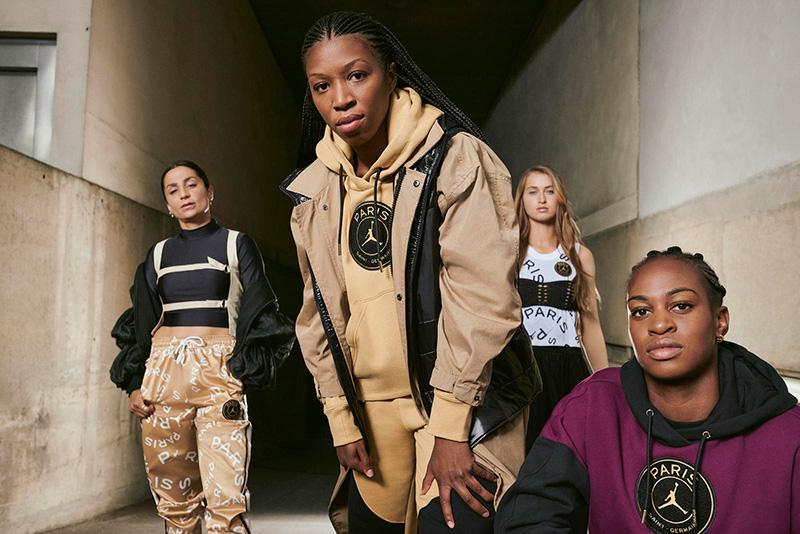 Ya que estornudar Revelar  Jordan Brand x Paris Saint Germain: Fútbol y streetwear unidos