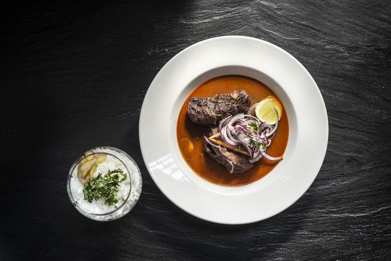 La Palma 60: comida de mercado con toques de modernidad