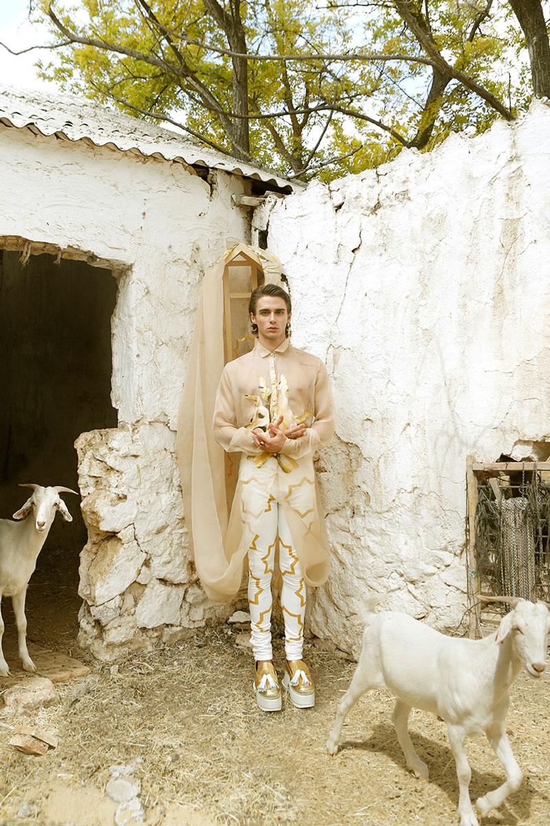 Leandro Cano SS21, homenaje a las folclóricas avanzadas