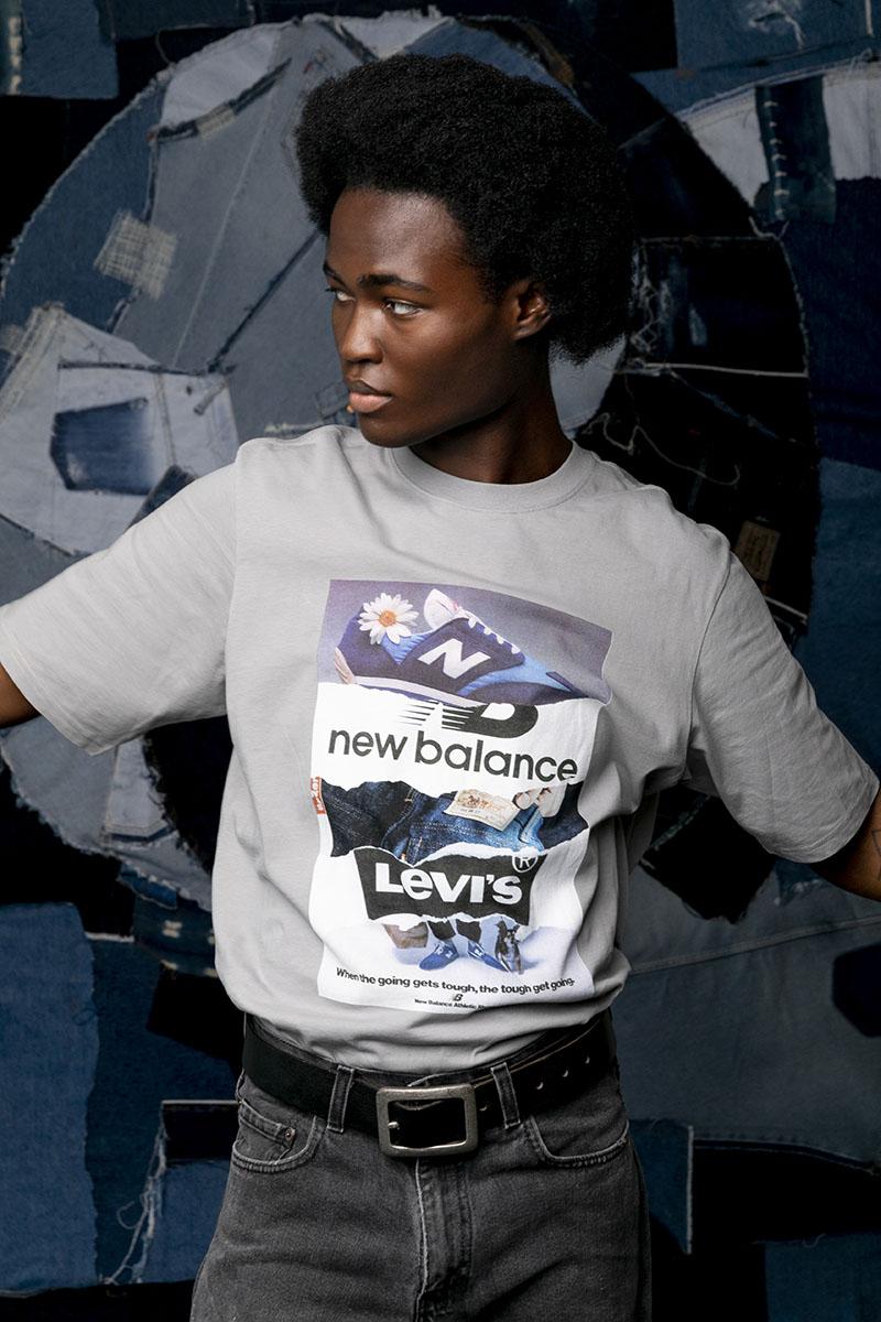 Levi's x New Balance FW20: Clásicos del futuro