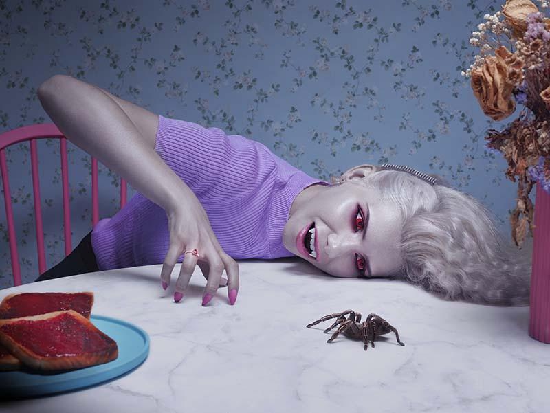 Vampiras, Halloween 2020 y Súper Fuerte