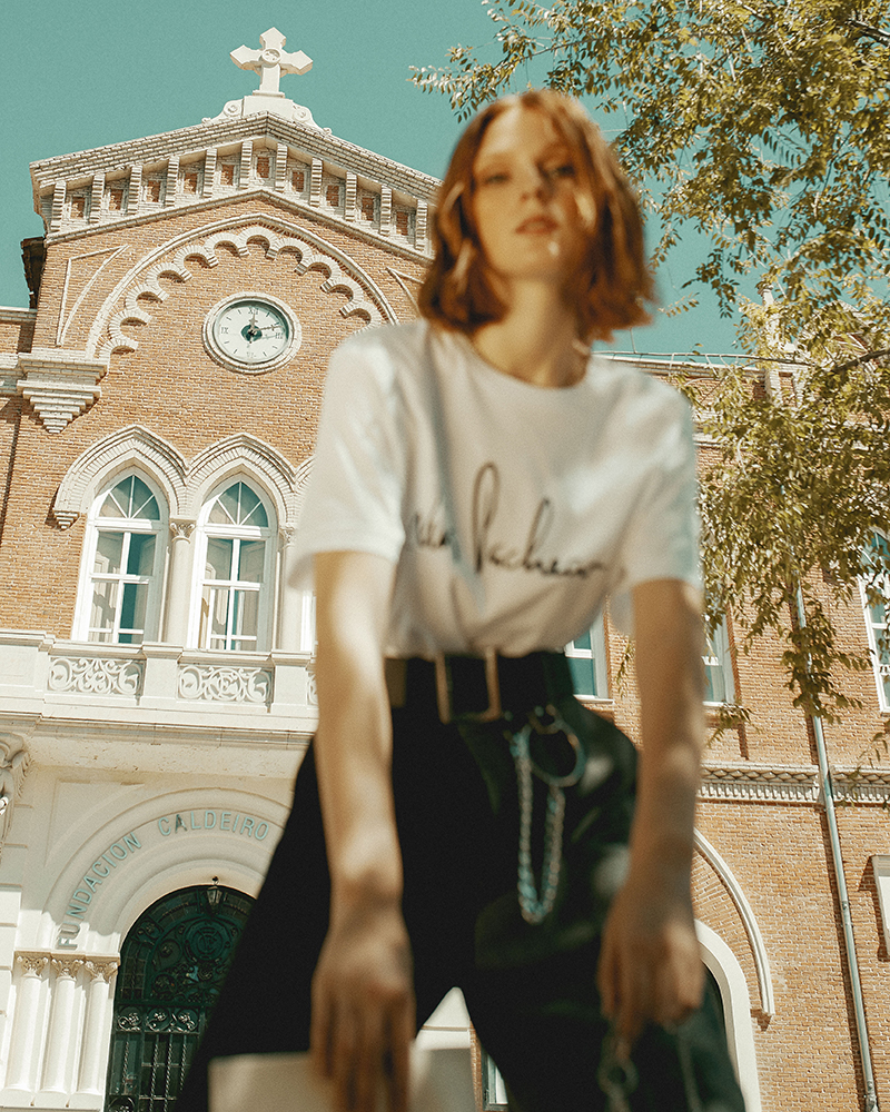 Luis Pacheco: Slow-fashion español made in France