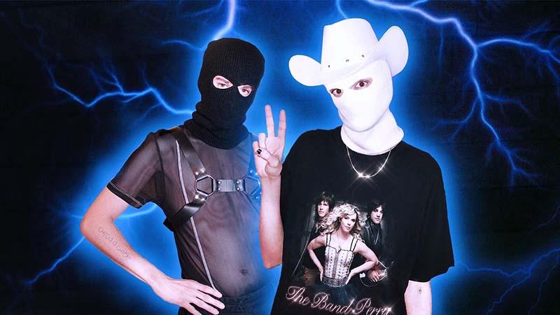 ¿Quiénes son Martirio Martirio? Misterioso dúo queer pop