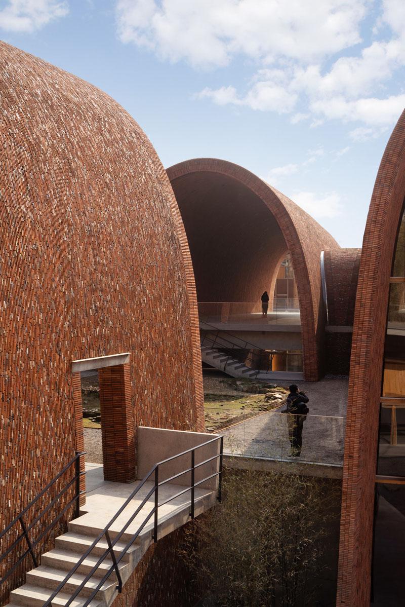 Un Museo en Jingdezhen, último proyecto del estudio Zhu-Pei