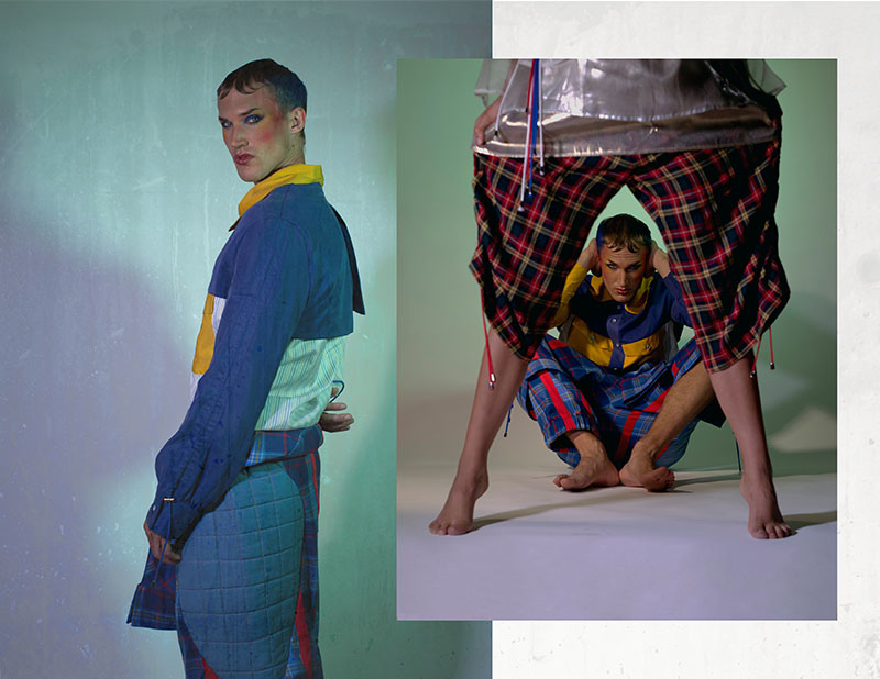 "Editorial ""Mind the Gap"" x Paula Ferragut"