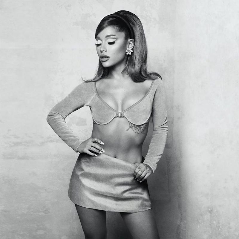 Positions, el nuevo disco de Ariana Grande