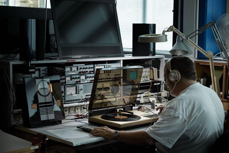 Tocadiscos de Bang & Olufsen: el regreso de un clásico