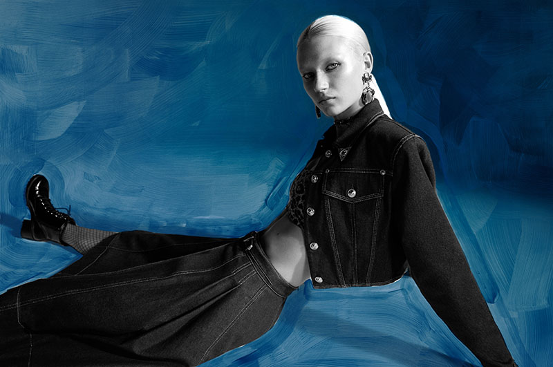 Versace Jeans Couture Denim Collection FW20