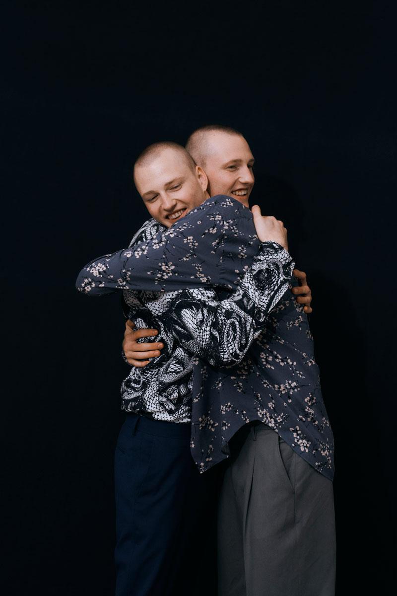 La reivindicación del abrazo en 2021 x Zalando