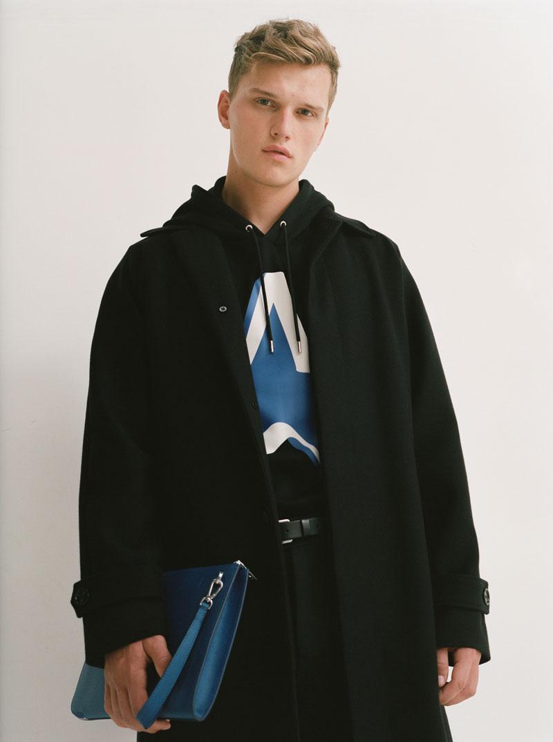 Moda y arte en BOSS x Justin Teodoro