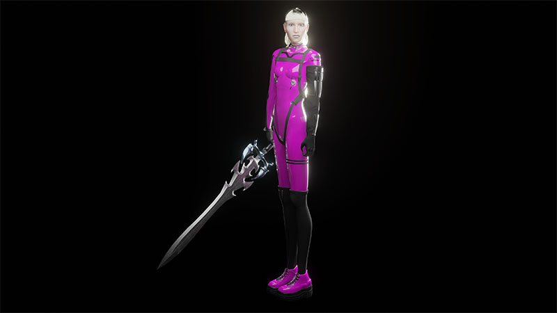 La electrónica experimental de Beatrix Weapons