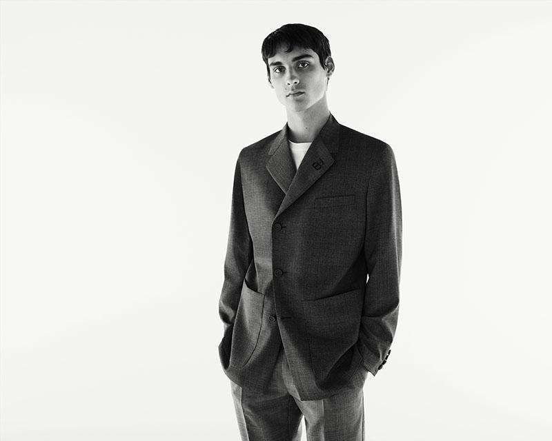 La nueva versión del tailoring de Dior x Kim Jones