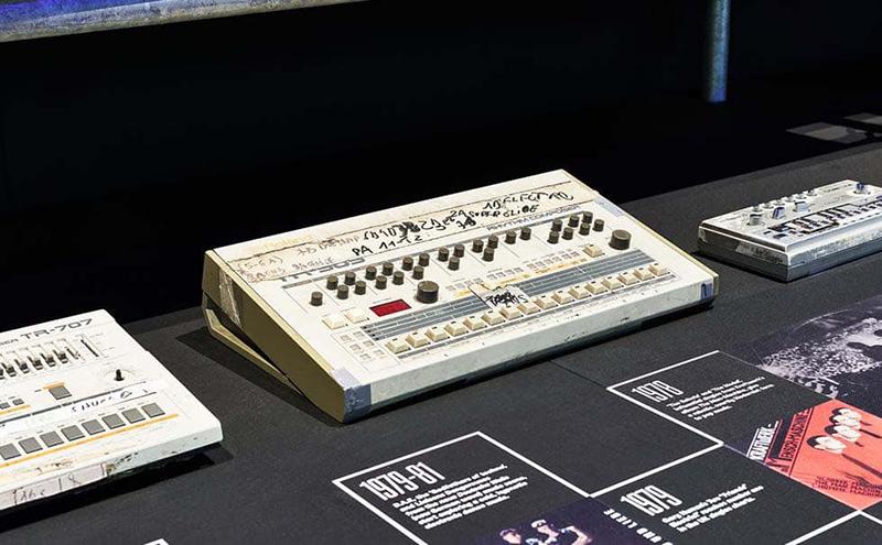 Electronic: Música electrónica y diseño en el Design Museum
