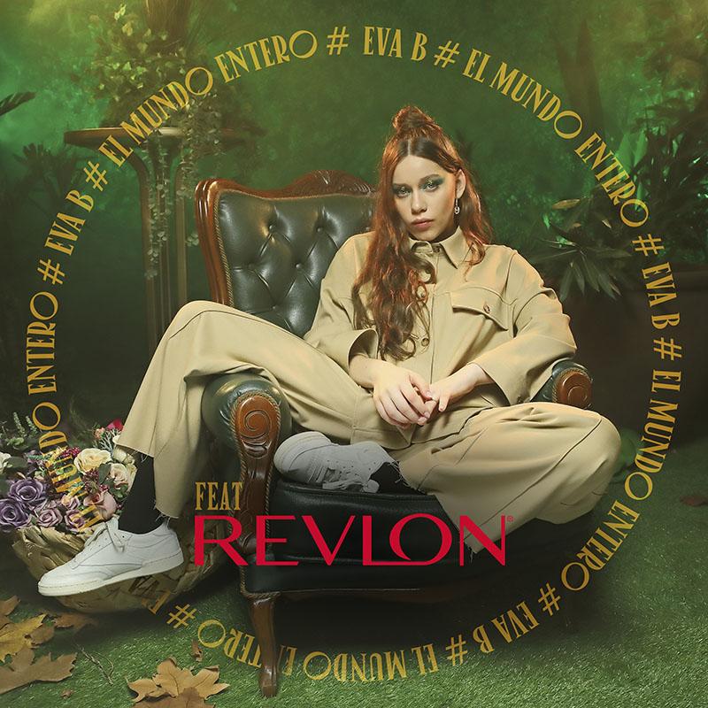 El Mundo Entero de Eva B con Revlon