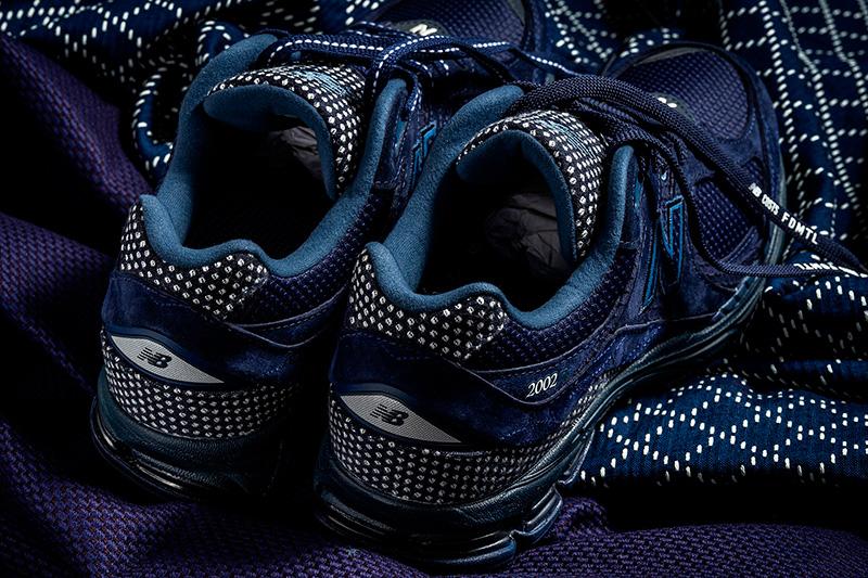 Artesanía japonesa y sportswear: New Balance x FDMTL