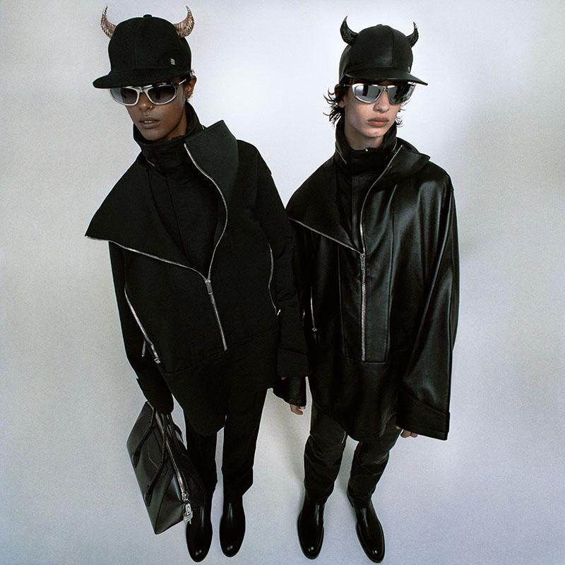 La primera cápsula rtw de Matthew M. Williams para Givenchy