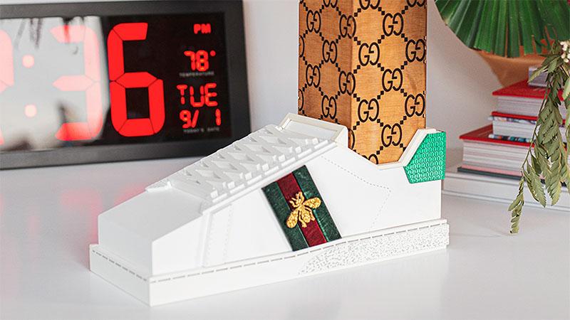 Descubre el nuevo Gucci Sneaker Garage