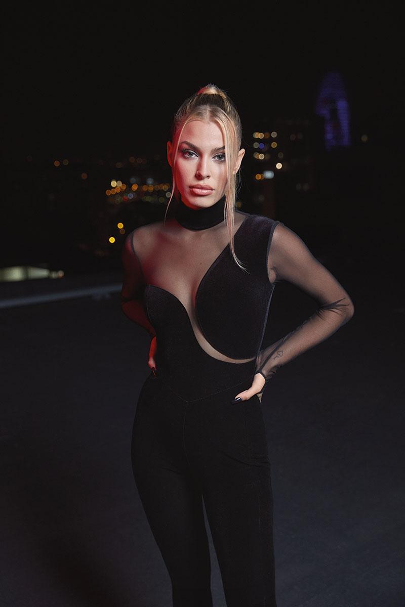 Jessica Goicoechea x Bershka: Show Up - Show Out