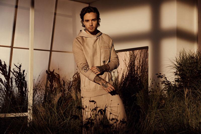 Liam Payne apuesta por la moda sostenible con HUGO