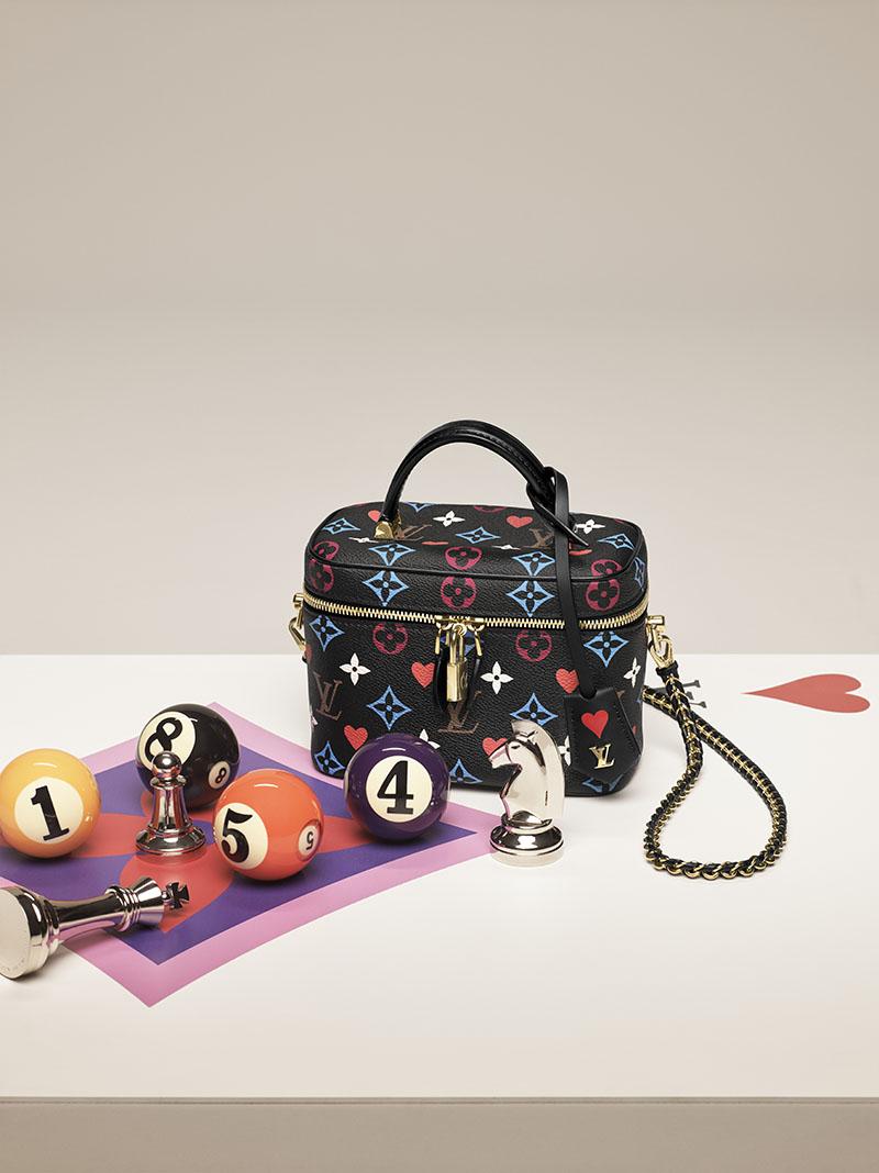Entra en el juego de Louis Vuitton con Lèa Seydoux